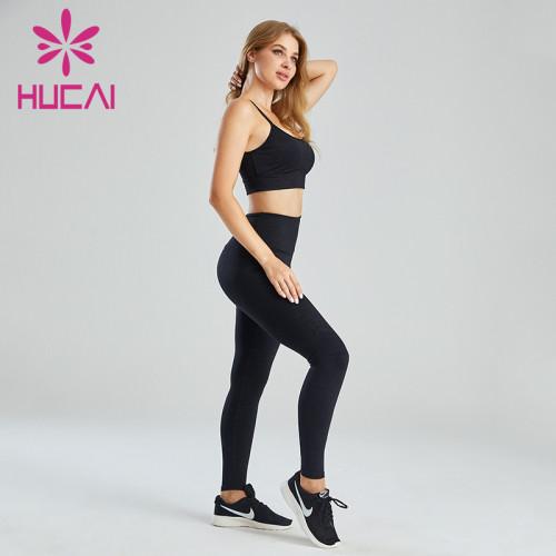 Wholesale Of Sportswear 2 Piece Fitness Suit For Women