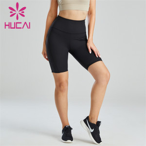 Sexy And Comfortable Solid Color Cycling Shorts Wholesale Supplier