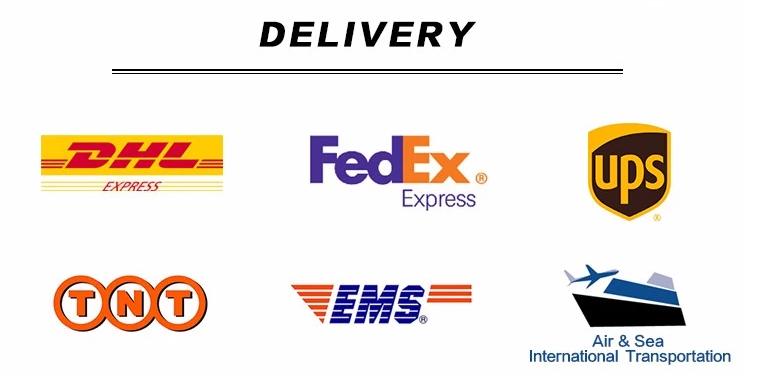 Hucai Sportsewear Delivery