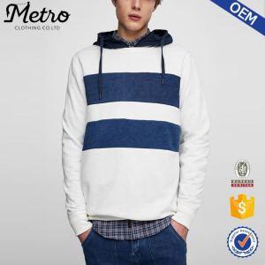 2017 New Style Best Men's Cotton Sweatshirts & hoodies Wholesale with Panels