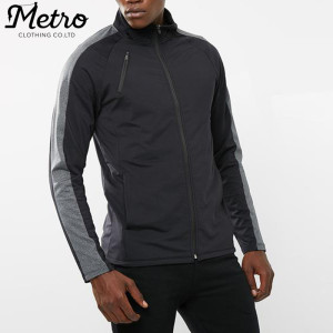 OEM Mens Fitness Sports Wear Top Gym Wear Training Jackets