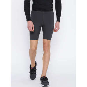 Custom men dry fit workout running compression sweat shorts