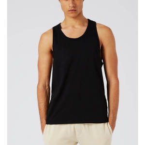 Wholesale mens sports wear running fitness tank top