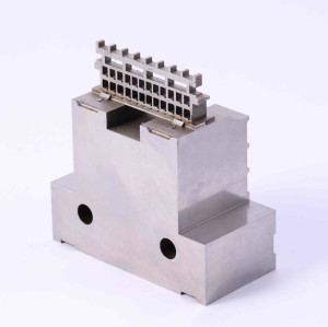 ISO Certification Wire EDM Parts Grinding Machining Inserts Of Connector
