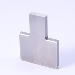 Grinder Machining Stainless Steel Precision Mold Parts of Best Bright Finish
