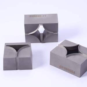Supplied Cube Food Processing Knives With Different Models And Dimesions