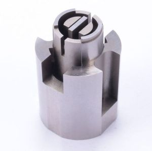 Round Shape Precision Auto Parts Stainless Steel Lathe Processing
