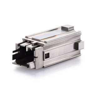 Metal Connector Mold Parts Customer OEM / EDM Processing CAD / UG Design Software