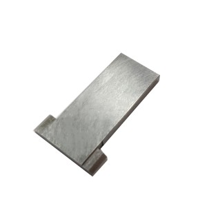 Precision Mold Components Custom Less Than 3 mm Grinder Machining