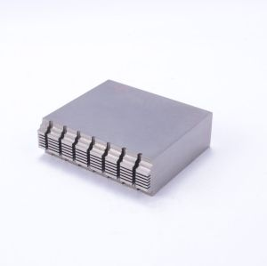 KR003 Small Cube EDM Spare Parts Custom Precision Head Complicated