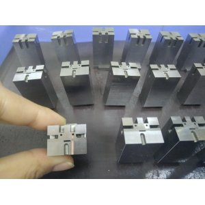 High Accuracy Wire EDM&EDM Sinker Machining Parts for Automotive Connector Molds