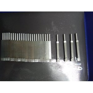 All Types Precision Round Head Mold Inserts for Plastic Injection Molds