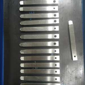 Precision Plastic Mold Components 8+8 Symmitrical  in 1.2344esu Steel