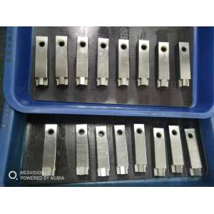Precision Plastic Connector Inserts Mold Parts Fabrication