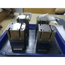 Precise Plastic Injection Mold Components 0.8kg Each in 1.2343esu Steel