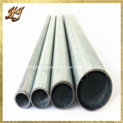 Galvanized Steel Round Pipe / Tube for Greenhouse