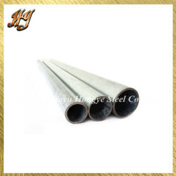 Galvanized Carbon Steel Round Pipe / Tube for Sale