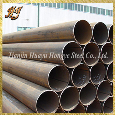 ERW Welded Steel Round Pipe Tube