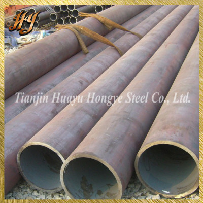 ERW Welded Iron Round Pipe Tubing