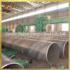 Large Diameter Spiral Steel Tube Pipe for Liquid Transportation