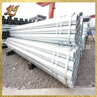 Carbon DIN EN 10025 pre galvanized pipe