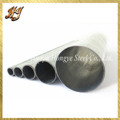 Low Carbon BS1387 Ms Pre Galvanized Steel Pipe