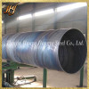 Welded  Spiral Steel Tube Threaded Steel Pipe