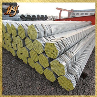 astm a53b furniture use galvanized steel pipe