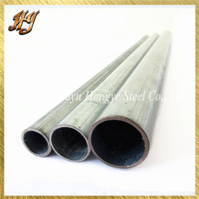 Cheap Galvanized Round Steel Pipe / Tubing for Greenhouse