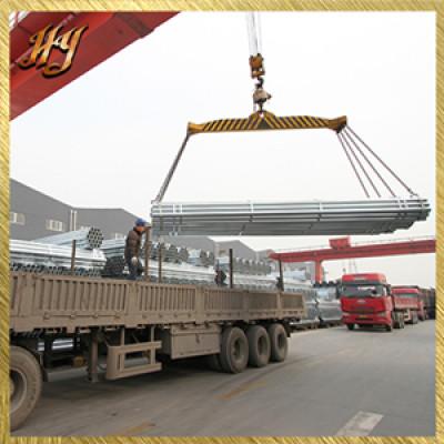 3 4 galvanized steel pipe / steel tubing