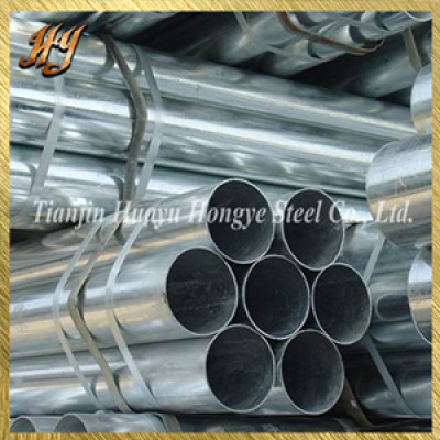 2 inch carbon steel galvanized pipe / tubing