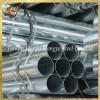 zinc plated black iron steel pipe