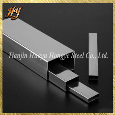 19*19 ASTM A500  Pre Galvanised Square Steel Tube