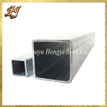 JIS Standard and Coated Surface Treatment Pre Galvanised Square Steel Tube