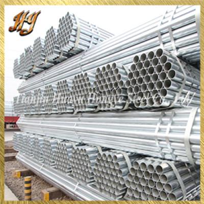 STKM 12B galvanized steel pipe for desk legs