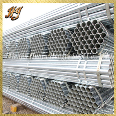 SA179 galvanized steel pipe for hydropower station