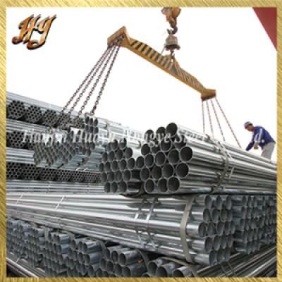 GB2001 26mm Pre Galvanised Steel tubes