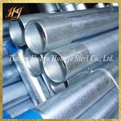 Zinc Plated Steel Tube for Venlo Greenhouse Frame Kits