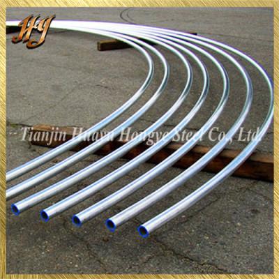 Zinc Plated Metal Tube for Venlo Greenhouse Frame Kits