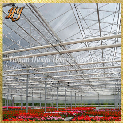 Zinc Plated Iron Pipe for Venlo Greenhouse Frame Kits