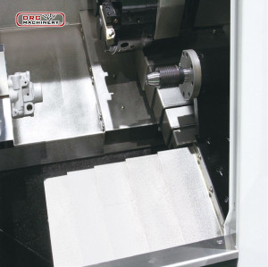 metal slant bed spinning turning cnc lathe machine
