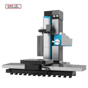 Floor Type Boring And Milling Machine