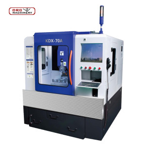 Multiaxial Glass Carved Machine