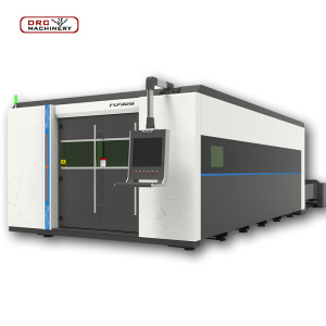 3000W High-Power Fiber Laser Cutting Machine