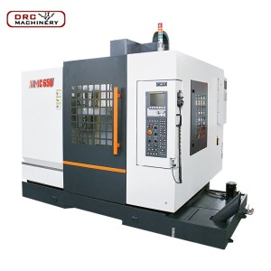 MV650 CNC Vertical Machine Center,Cheap Mini 3 Axis 4 Axis 5 Axis Metal Milling Machine Frame PriceVertical Used CNC Machining Center
