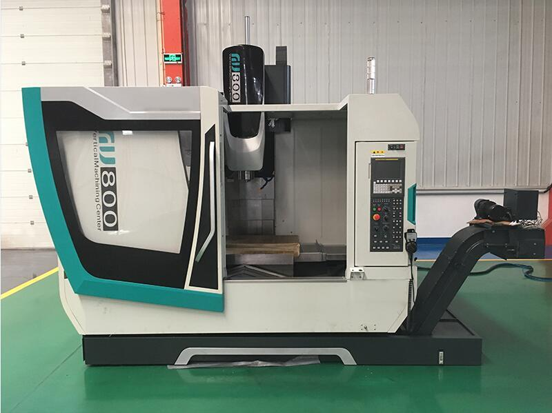 MV800 Vertical CNC Machining Center / www.drcmachine.com