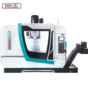 VMC800 Mini Metal CNC Milling Machine 4 Axis 5 Axis Prices