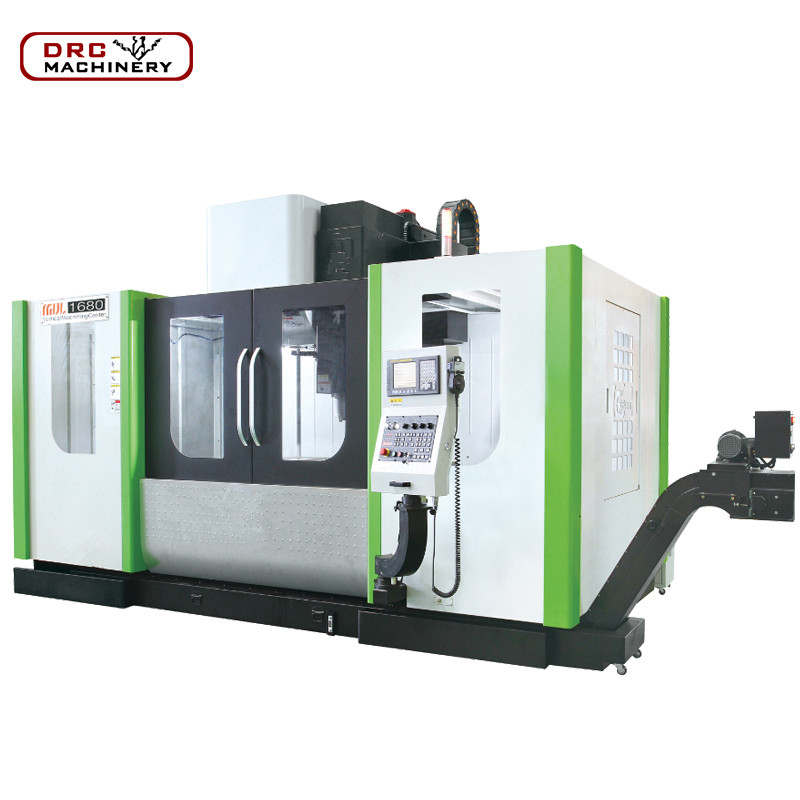 MV1680 Vertical CNC Machining Center / www.drcmachine.com