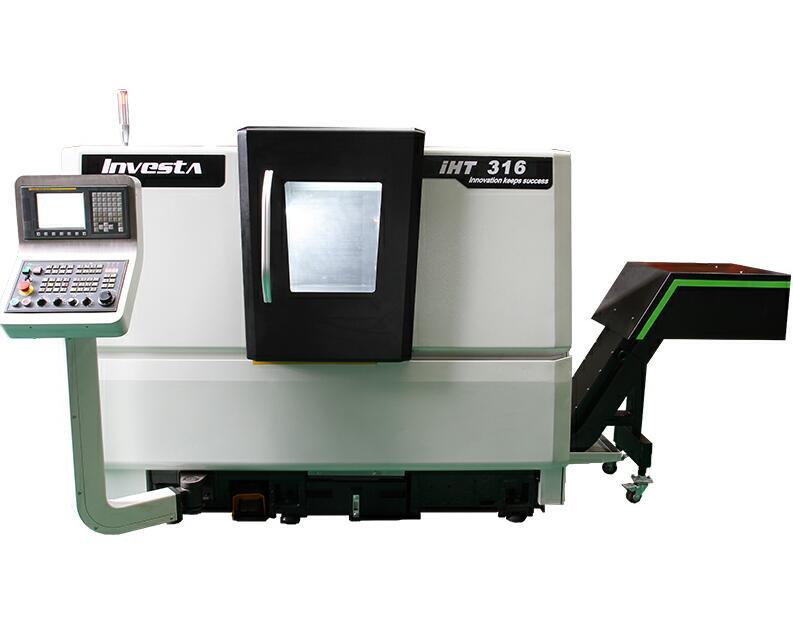 IHT316 CNC Horizontal Lathe Machine/www.drcmachine.com