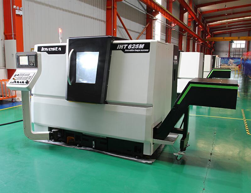 IHT625M CNC Horizontal Lathe Machine/www.drcmachine.com